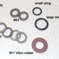 2 oring parts kit