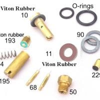 Parts kit for lanterns