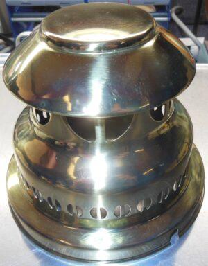Brass Hood XL 500CP