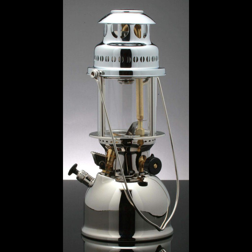 BriteLyt XL chrome lamp