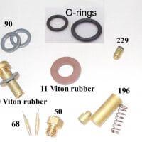 BriteLyt 2-Oring parts kit w/part 10