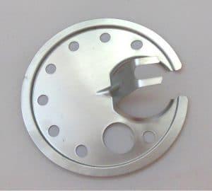 500CP XL Heat Shield
