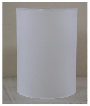 150CP Frosted Glass Globe (Chimney)-Part 150F