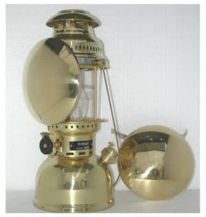 500CP,350CP and 250CP Polished Brass Finish Side Reflector