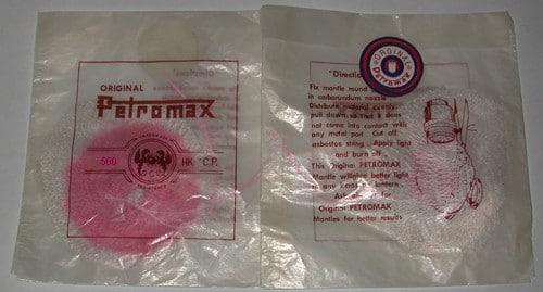 500CP/600CP-BriteLyt - Petromax Mantles