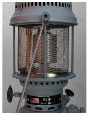 Wire Mesh Globe / Chimney