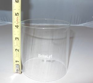 500CP /350CP Frosted BriteLyt Glass