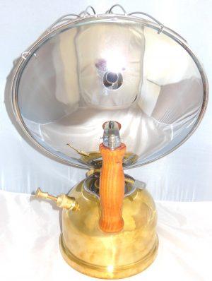 BriteLyt Portable Alcohol Heater