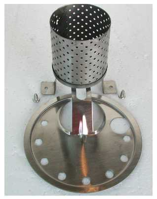 Heat Shield with BriteLyt Heating Adaptor