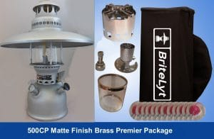 Premier Package Matte Finish 500CP Premier Package 500CP FREE shipping to most areas